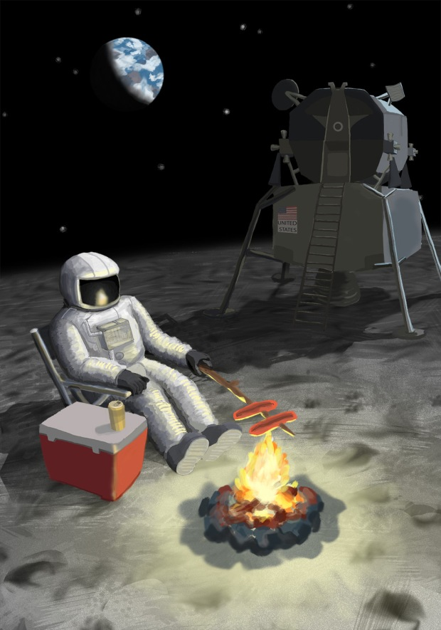 Hungry Astronaut SCLeccentric