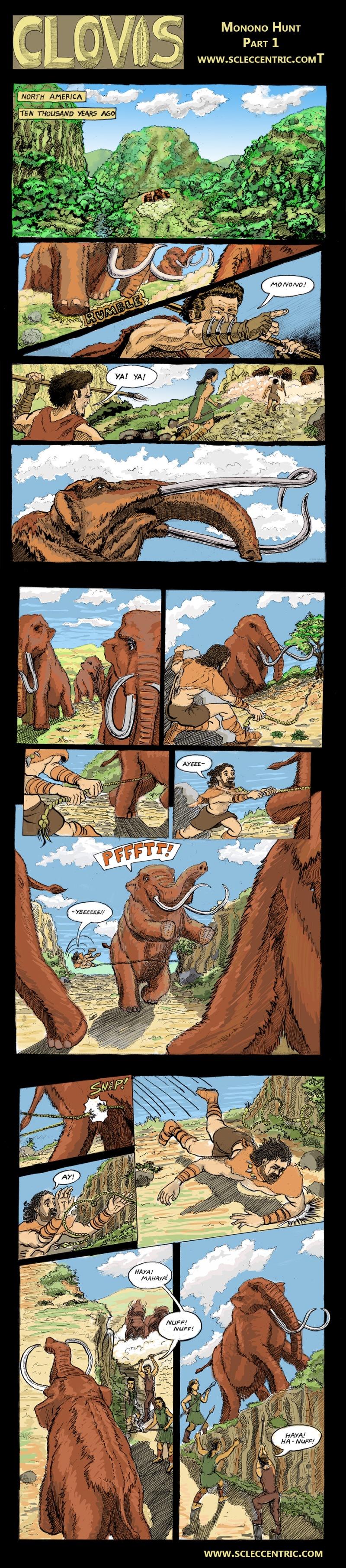 Clovis Monono Hunt 1