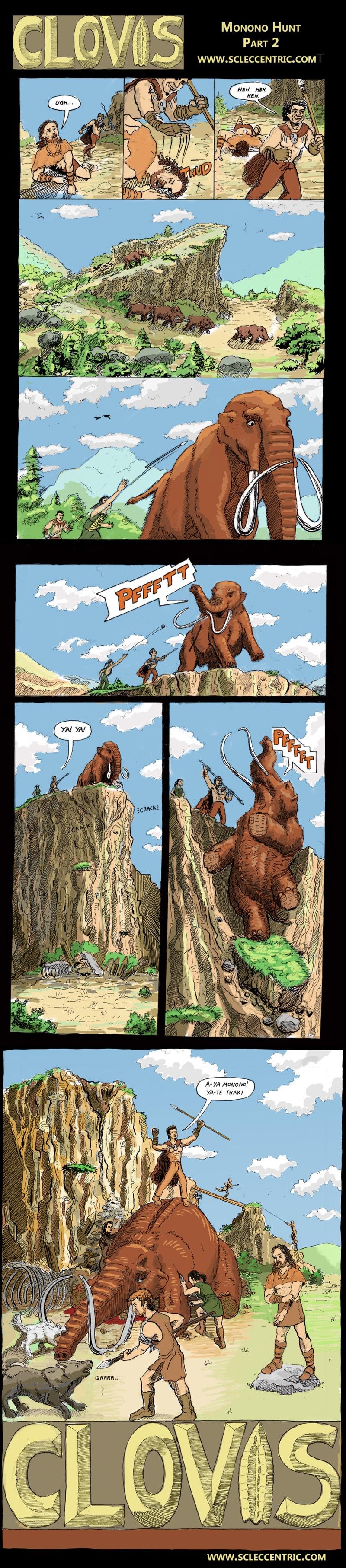 Clovis Monono Hunt 2