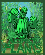 SCLeccentric - Respect Plants