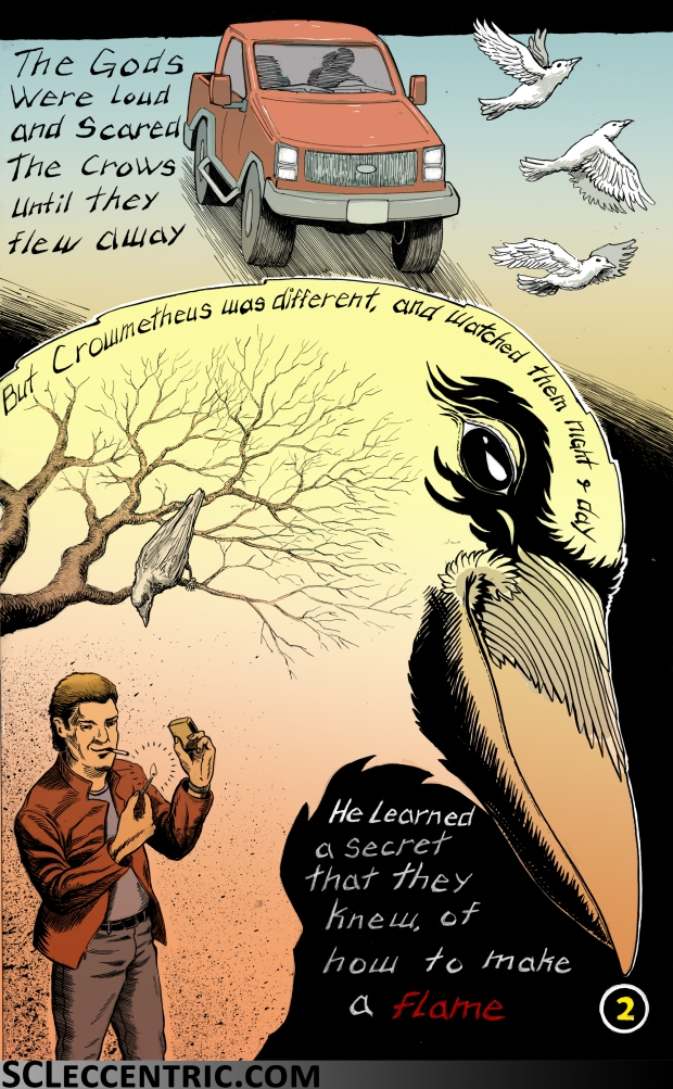 Crowmetheus Page 2 color