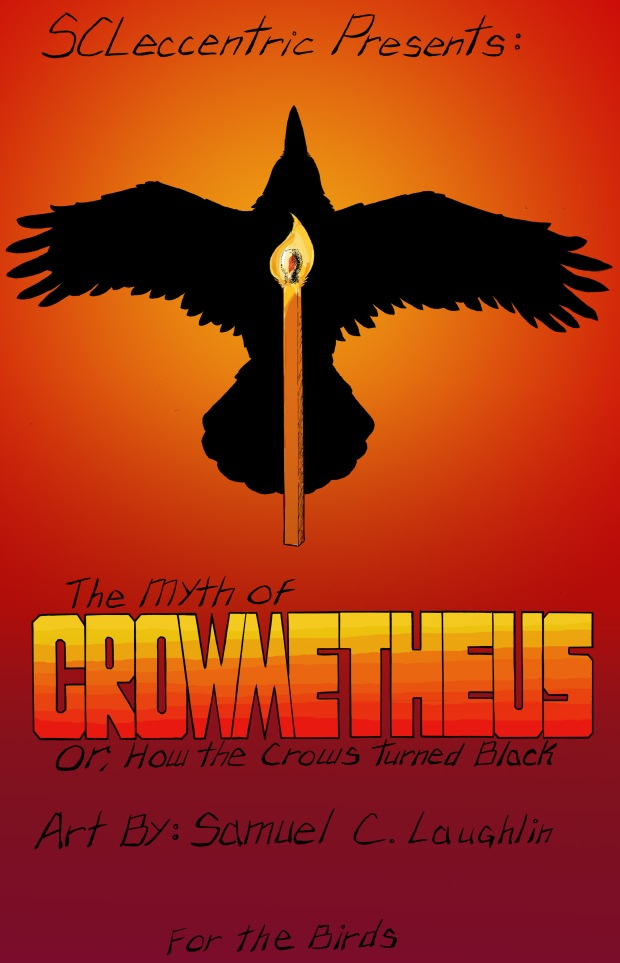 Crowmetheus Title Page