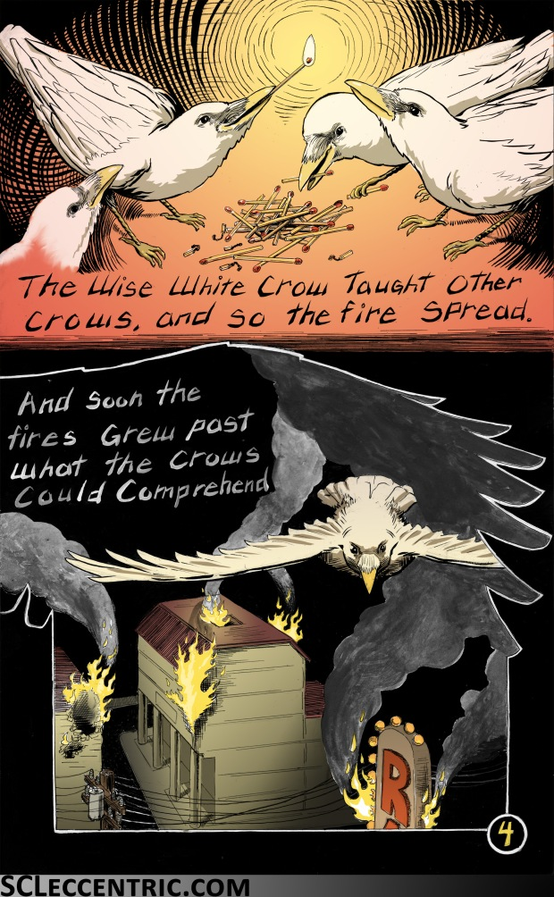 Crowmetheus Page 4 Color