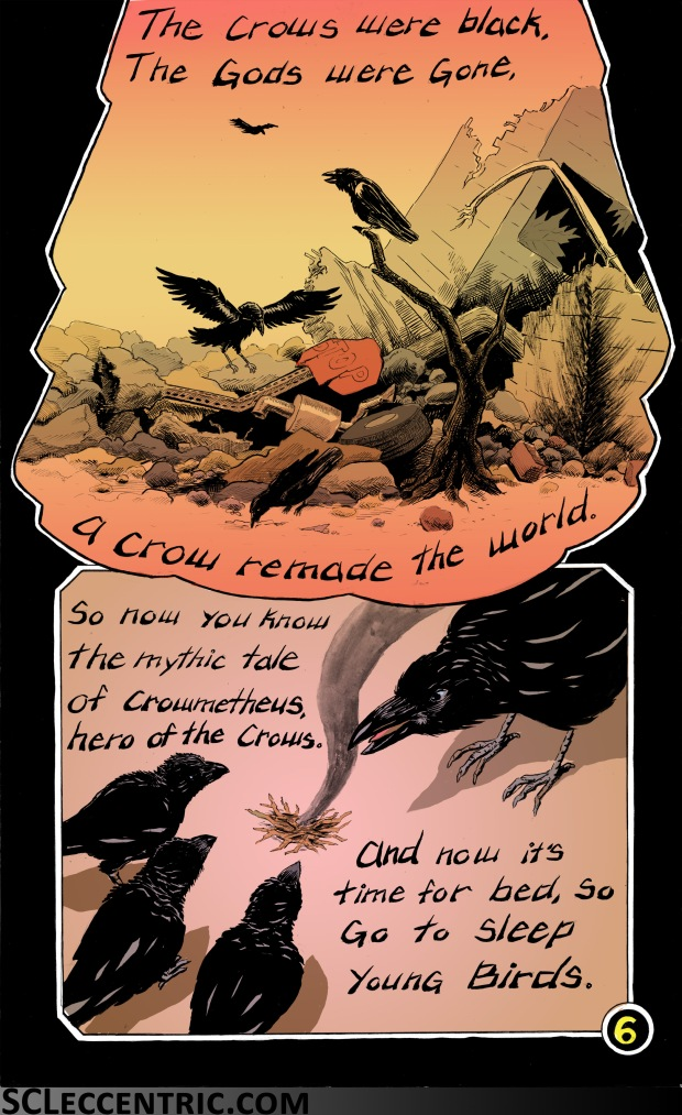 Crowmetheus Page 6 Color