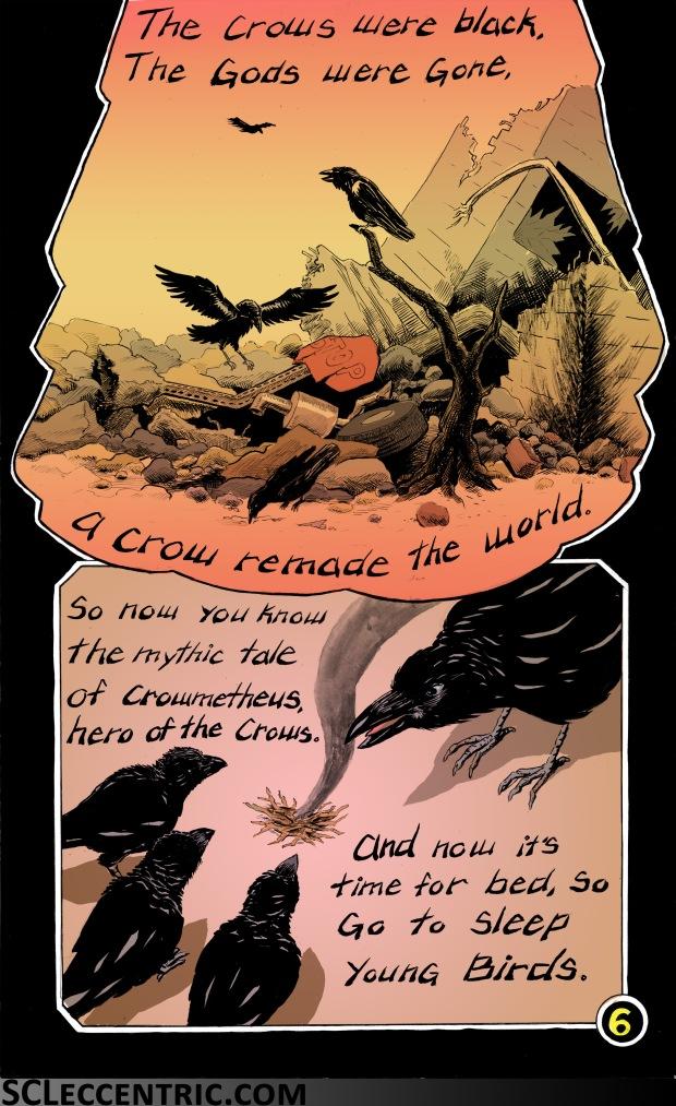 Crowmetheus Page 6 Color