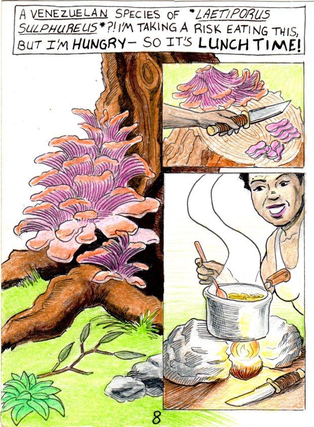 Shroom Raider page 8